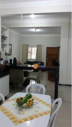 casa com 5 dormitórios à venda, 250 m² por r$ 690.000,00 - vale dos cristais - macaé/rj - ca1768