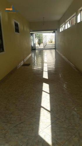 casa com 5 dormitórios à venda, 254 m² por r$ 620.000,00 - vila nossa senhora d abadia - anápolis/go - ca1079