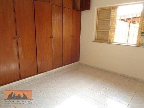 casa com 5 dormitórios à venda, 271 m² por r$ 900.000 - cidade universitária - campinas/sp - ca1745