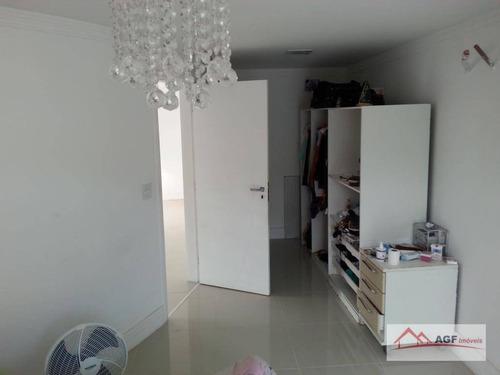 casa com 5 dormitórios à venda, 290 m² por r$ 3.500.000 - itacoatiara - niterói/rj - ca0035