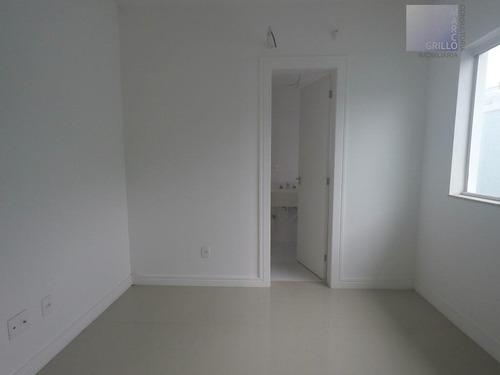 casa com 5 dormitórios à venda, 300 m² por r$ 1.720.000 - recreio dos bandeirantes - rio de janeiro/rj - ca0003