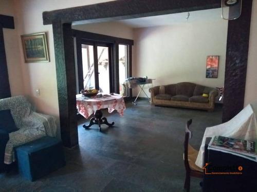 casa com 5 dormitórios à venda, 300 m² por r$ 400 - taquara - rio de janeiro/rj - ca0139