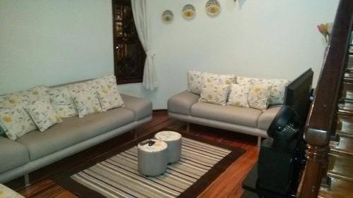 casa com 5 dormitórios à venda, 330 m² por r$ 2.400.000,00 - jardim das indústrias - são josé dos campos/sp - ca0736