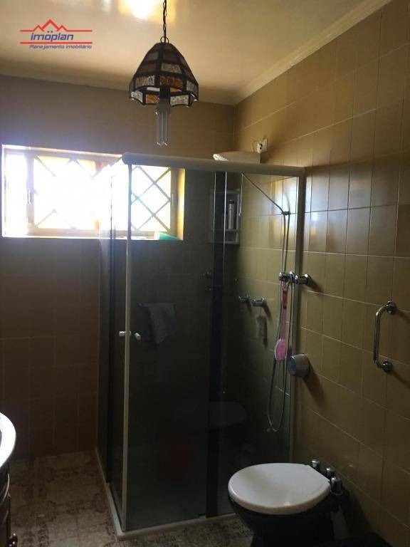 casa com 5 dormitórios à venda, 332 m² por r$ 800.000 - vila santista - atibaia/sp - ca3619