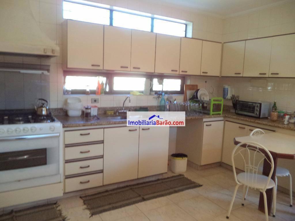 casa com 5 dormitórios à venda, 350 m² por r$ 825.000,00 - cidade universitária - campinas/sp - ca1144