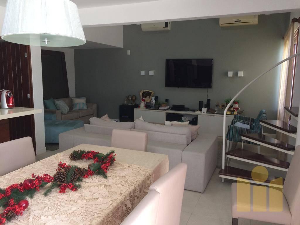 casa com 5 dormitórios à venda, 400 m² por r$ 1.600.000,00 - gruta de lourdes - maceió/al - ca0353