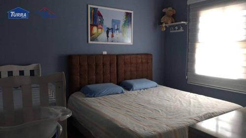 casa com 5 dormitórios à venda, 420 m² - loteamento  fechado palavra da vida - atibaia/sp - ca2636 - ca2636