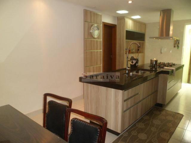 casa com 5 dormitórios à venda, 440 m² por r$ 1.166.000 - baeta neves - são bernardo do campo/sp - ca0017