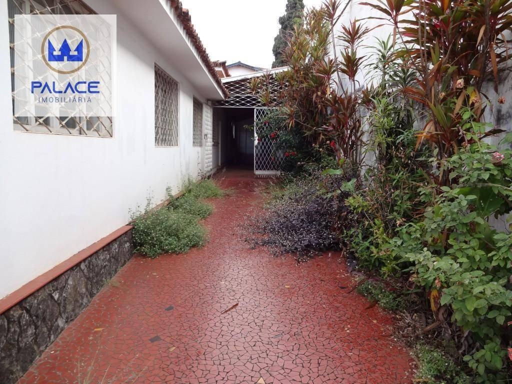 casa com 5 dormitórios à venda, 450 m² por r$ 1.200.000 - centro - piracicaba/sp - ca0148