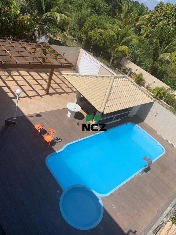 casa com 5 dormitórios à venda, 480 m² por r$ 650.000,00 - barra do jacuípe - camaçari/ba - ca3000