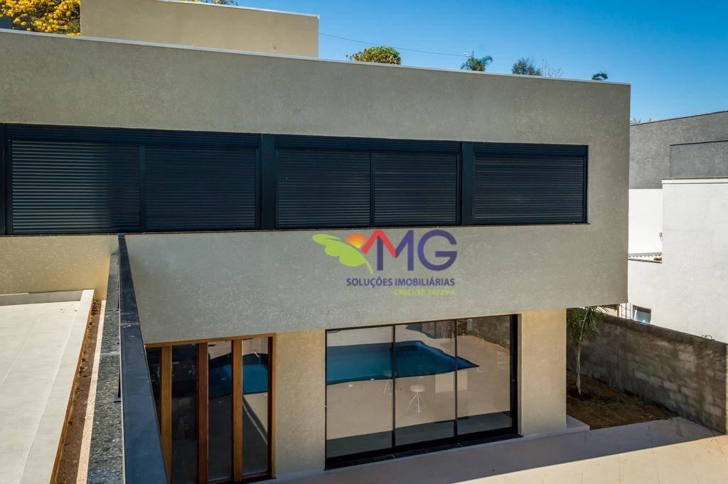 casa com 5 dormitórios à venda, 500 m² por r$ 2.300.000 - porto atibaia - atibaia/sp - ca0252