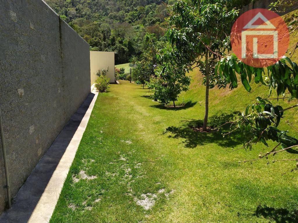 casa com 5 dormitórios à venda, 520 m² por r$ 2.800.000 - condomínio jardim das palmeiras - bragança paulista/sp - ca2457