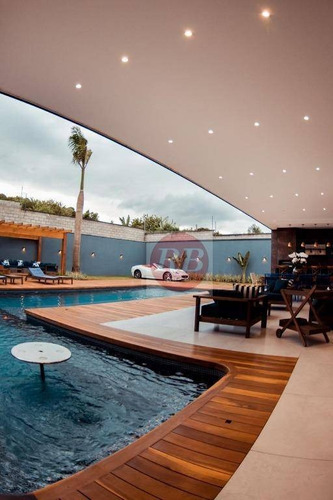 casa com 5 dormitórios à venda, 520 m² por r$ 3.990.000 - condomínio saint patrick - sorocaba/são paulo - ca0382