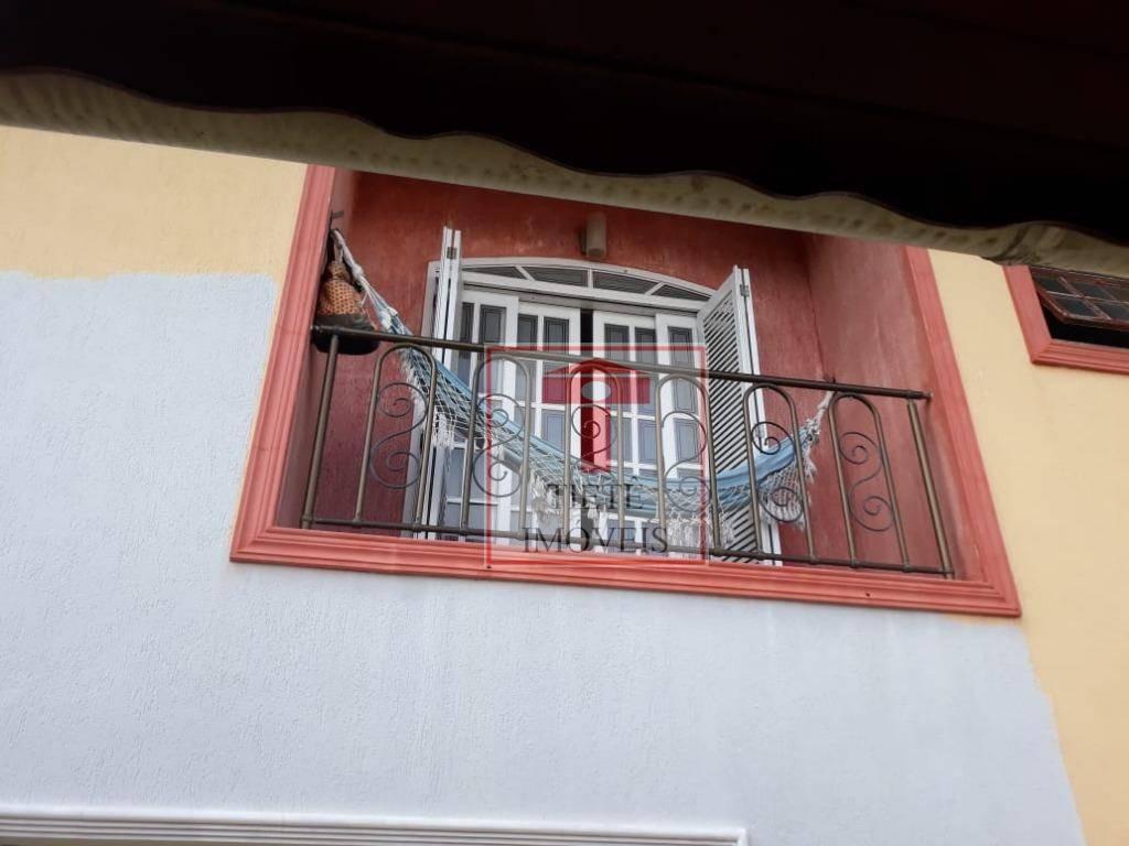 casa com 5 dormitórios à venda, 550 m² por r$ 1.700.000 - centro - mogi das cruzes/sp - ca0027