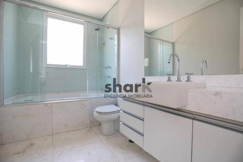 casa com 5 dormitórios à venda, 553 m² por r$ 3.999.000 - tamboré - santana de parnaíba/sp - ca0111