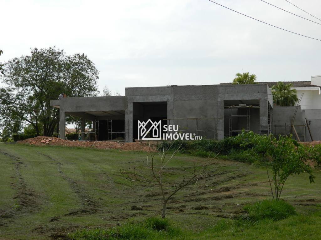 casa com 5 dormitórios à venda, 580 m² por r$ 4.500.000 - condomínio terras de são josé - itu/sp - ca1840