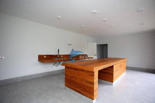 casa com 5 dormitórios à venda, 607 m² por r$ 4.400.000 - fazenda vila real de itu - itu/sp - ca0045