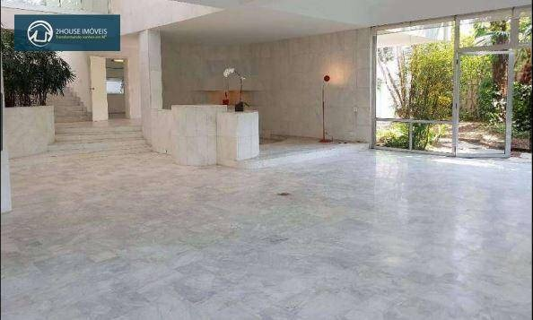 casa com 5 dormitórios à venda, 904 m² por r$ 12.000.000,00 - jardim europa - são paulo/sp - ca0879