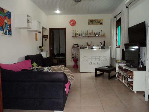 casa com 5 dorms, caiçara, praia grande - r$ 600.000,00, 380m² - codigo: 363301 - v363301