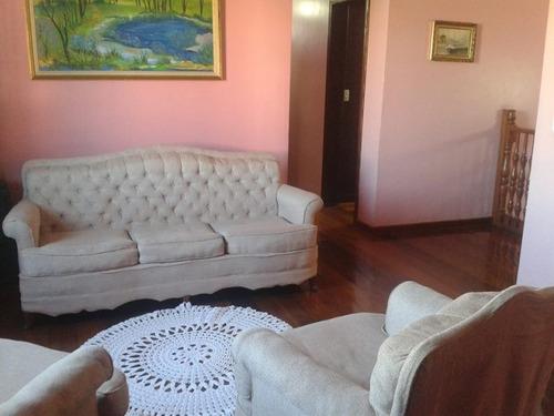 casa com 5 quartos para comprar no santa mônica em belo horizonte/mg - 13055