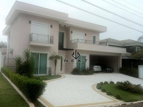 casa com 5 suites à venda, 532 m² em alphaville residencial 10 - alphaville - sp - ca0175