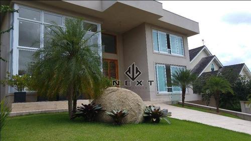 casa com 5 suítes à venda, 900 m² no residencial tamboré 03 - alphaville - sp - ca0121