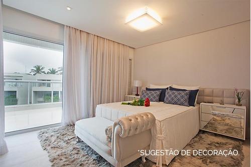 casa com 5 suítes à venda - balneário praia de pernambuco - ca2727