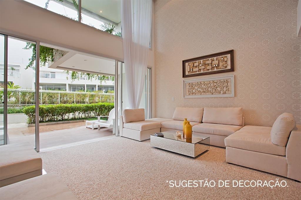 casa com 5 suítes à venda - balneário praia do pernambuco - guarujá/sp - ca2726