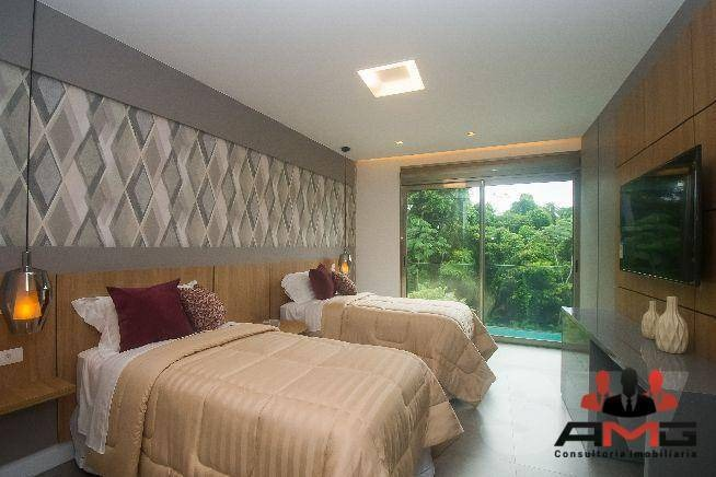 casa com 6 dormitórios  - módulo 12 - riviera de são lourenço - ca0665
