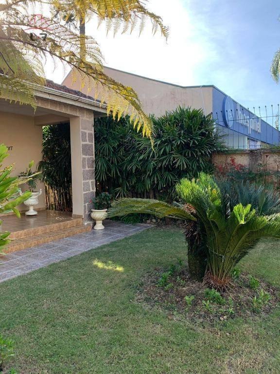 casa com 6 dormitórios para alugar, 155 m² por r$ 4.000/mês - mercês - curitiba/pr - ca0110