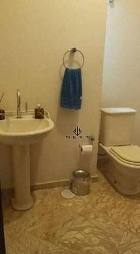 casa com 6 dormitórios, sendo 5 suítes  à venda, 520 m² no condomínio melville (tamboré) - alphaville - sp - ca0207