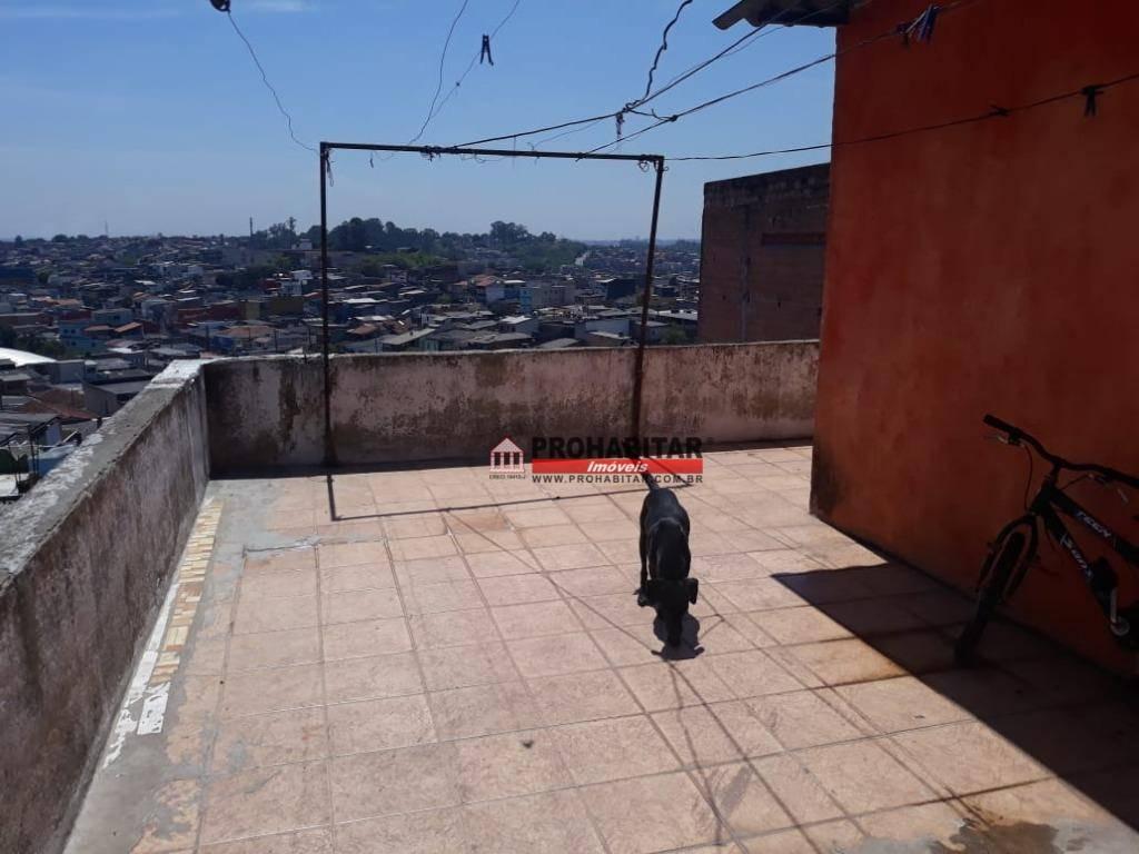casa com 6 dormitórios à venda, 110 m² por r$ 550.000,00 - parque planalto - são paulo/sp - ca3030