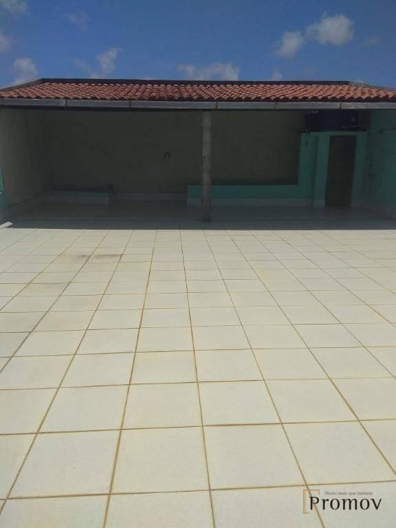 casa com 6 dormitórios à venda, 240 m² por r$ 400.000 - centro - barra dos coqueiros/se - ca0545