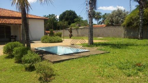 casa com 6 dormitórios à venda, 500 m² por r$ 950.000,00 - barreiro - araçoiaba da serra/sp - ca6611