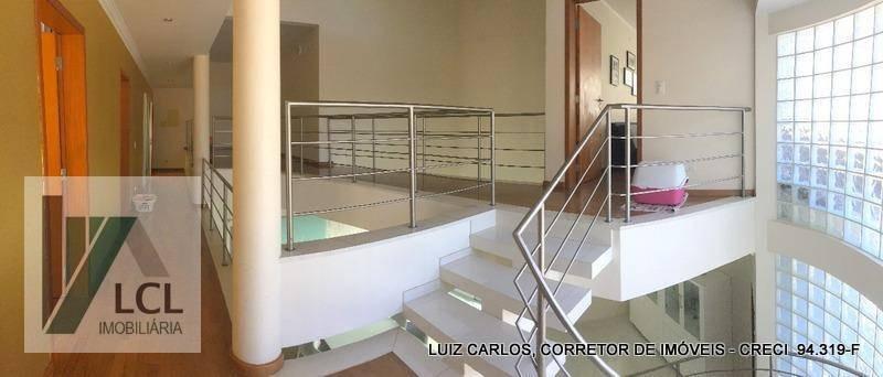 casa com 6 dormitórios à venda, 680 m² por r$ 2.780.000,00 - parque das artes - embu das artes/sp - ca0010