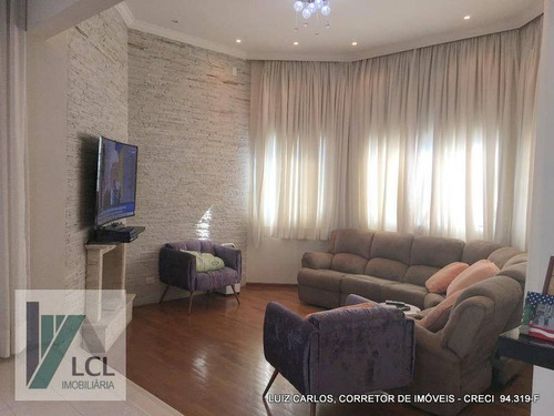 casa com 6 dormitórios à venda, 680 m² por r$ 2.800.000 - parque das artes - embu das artes/sp - ca0010