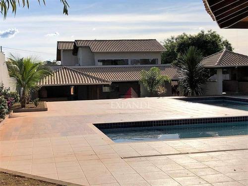 casa com 6 dormitórios à venda, 821 m² por r$ 1.850.000 - recanto dos nobres - bauru/sp - ca0565