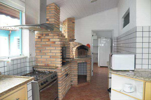casa com 6 dorms, condomínio lagoinha, ubatuba - r$ 1.8 mi, cod: 491 - v491