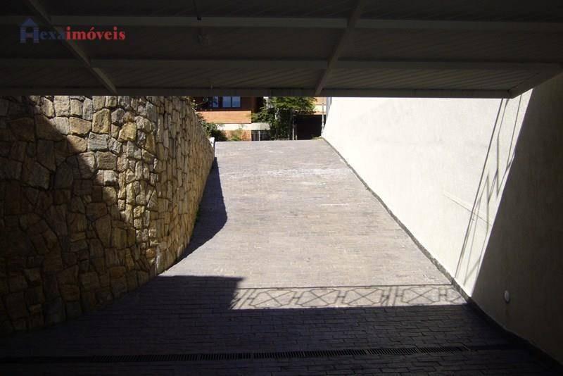 casa com 7 dormitórios à venda, 1191 m² por r$ 2.850.000,00 - aldeia da serra - barueri/sp - ca0173