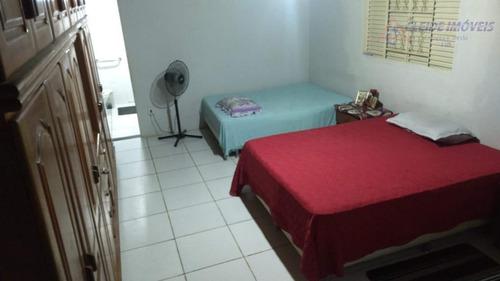 casa com 7 dormitórios à venda, 350 m² - ribeirão da ponte - cuiabá/mt - ca1070