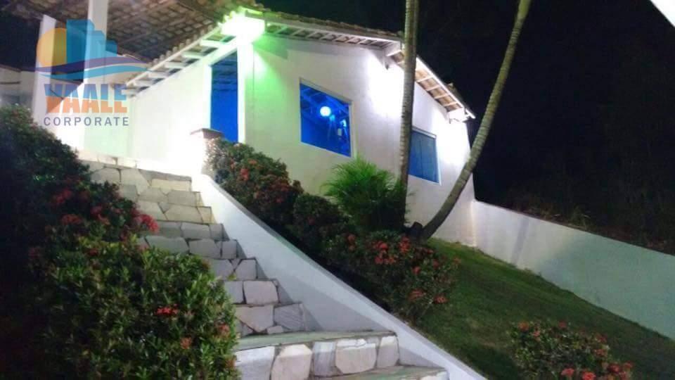 casa com 7 dormitórios à venda, 970 m² por r$ 2.500.000 - escarpas do lago - capitólio/mg - ca0158