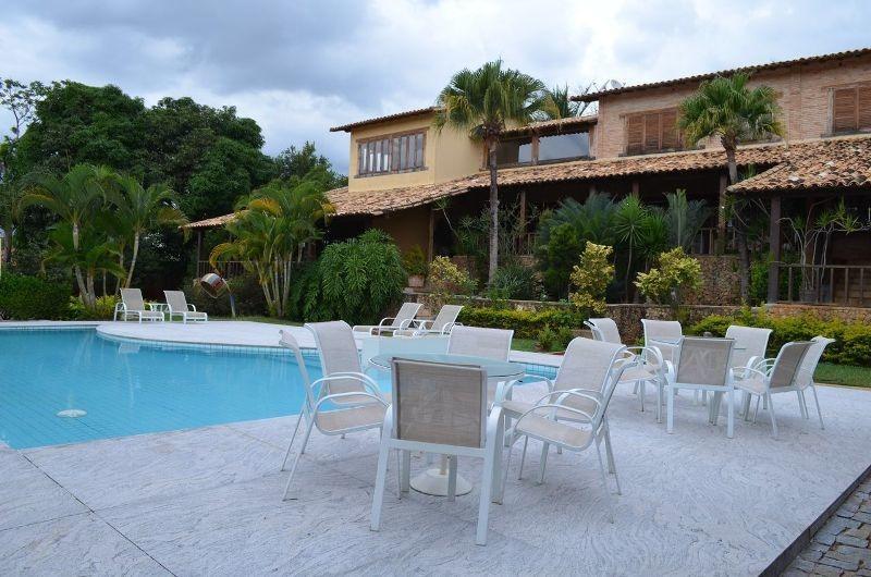 casa com 7 quartos para comprar no praia angélica em lagoa santa/mg - 2829