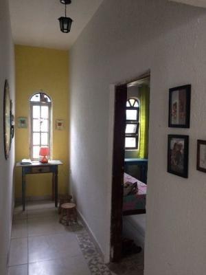casa com acabamento rústico e escritura, itanhaém! ref 3504p