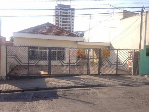 casa com amplo terreno   vila santana, são paulo. - ca0297