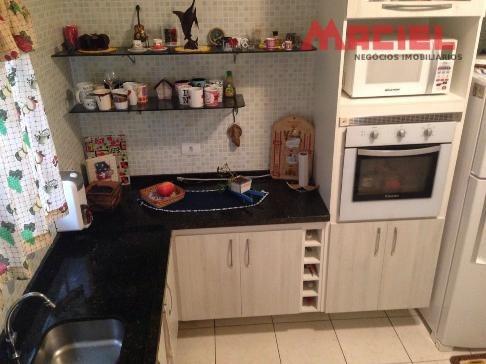 casa com cozinha planejada - final do bosque - sjc