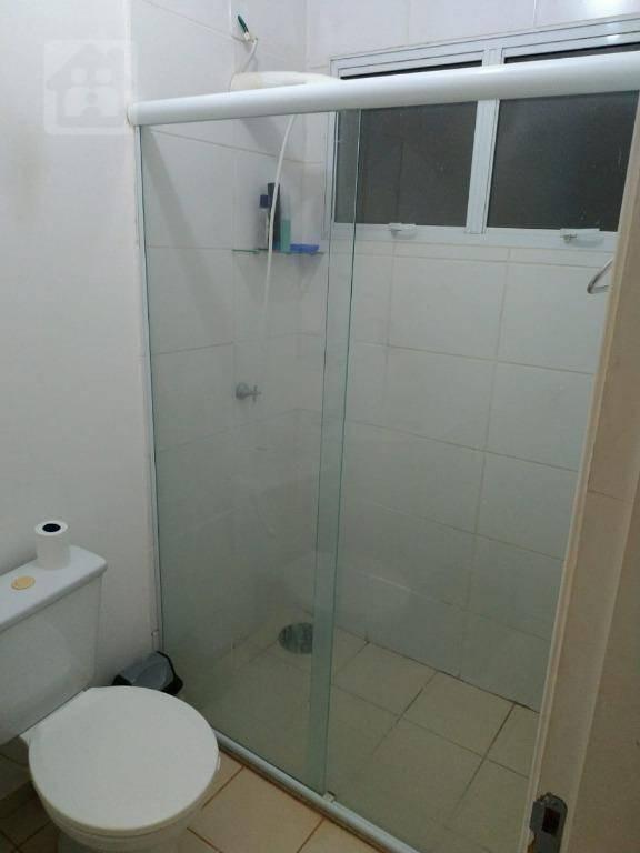 casa com duas suites à venda, 97 m² por r$ 190.000 - aeroporto - araçatuba/sp - ca0942