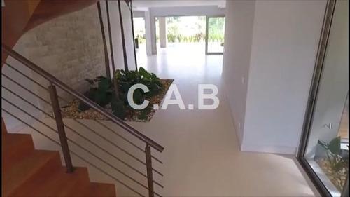casa com elevador no tamboré 3 - alphaville - 9654