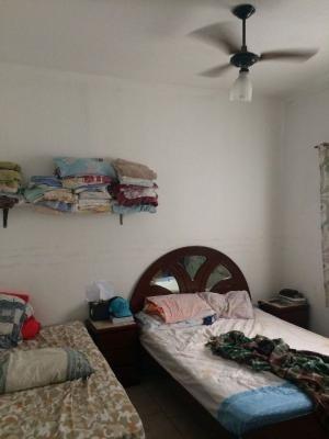 casa com escritura e 2 quartos, lado praia! - ref 3491-p