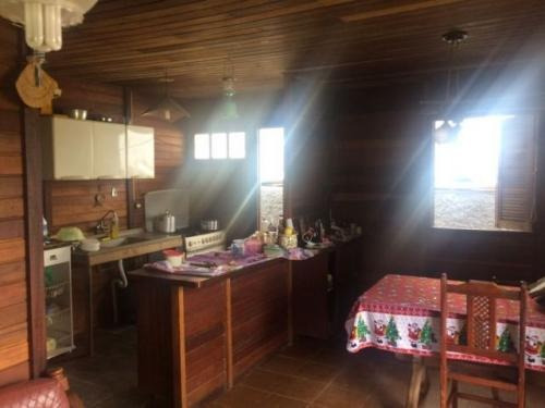 casa com escritura e 3 quartos, itanhaém-sp - ref 3670-p
