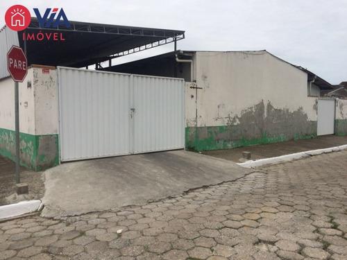 casa com galpão, bairro murta, itajaí-sc - 120
